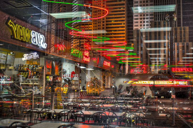 Fastfood Reflections